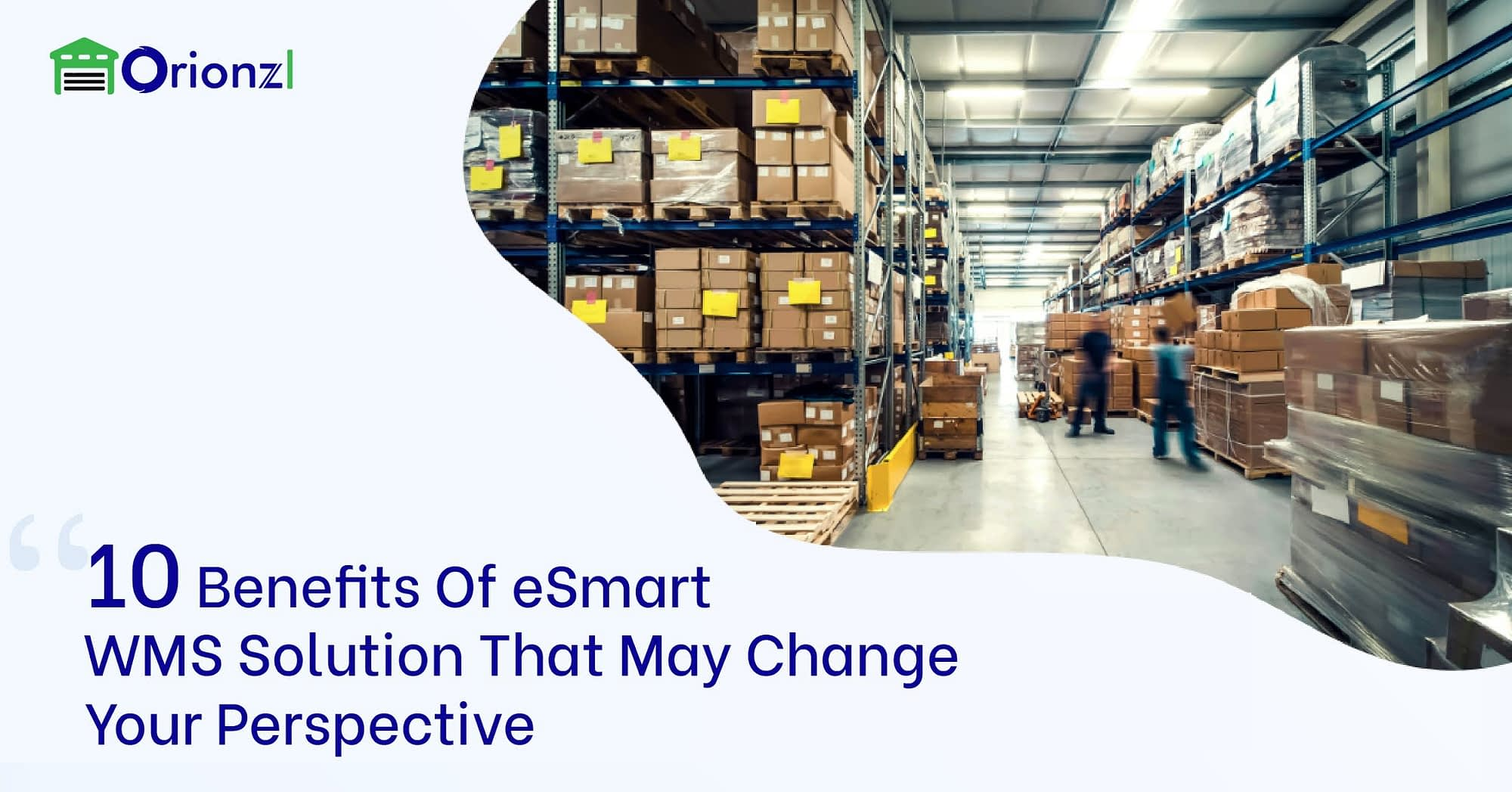 10 Benefits of eSmart WMS Solution - redbixbite.com