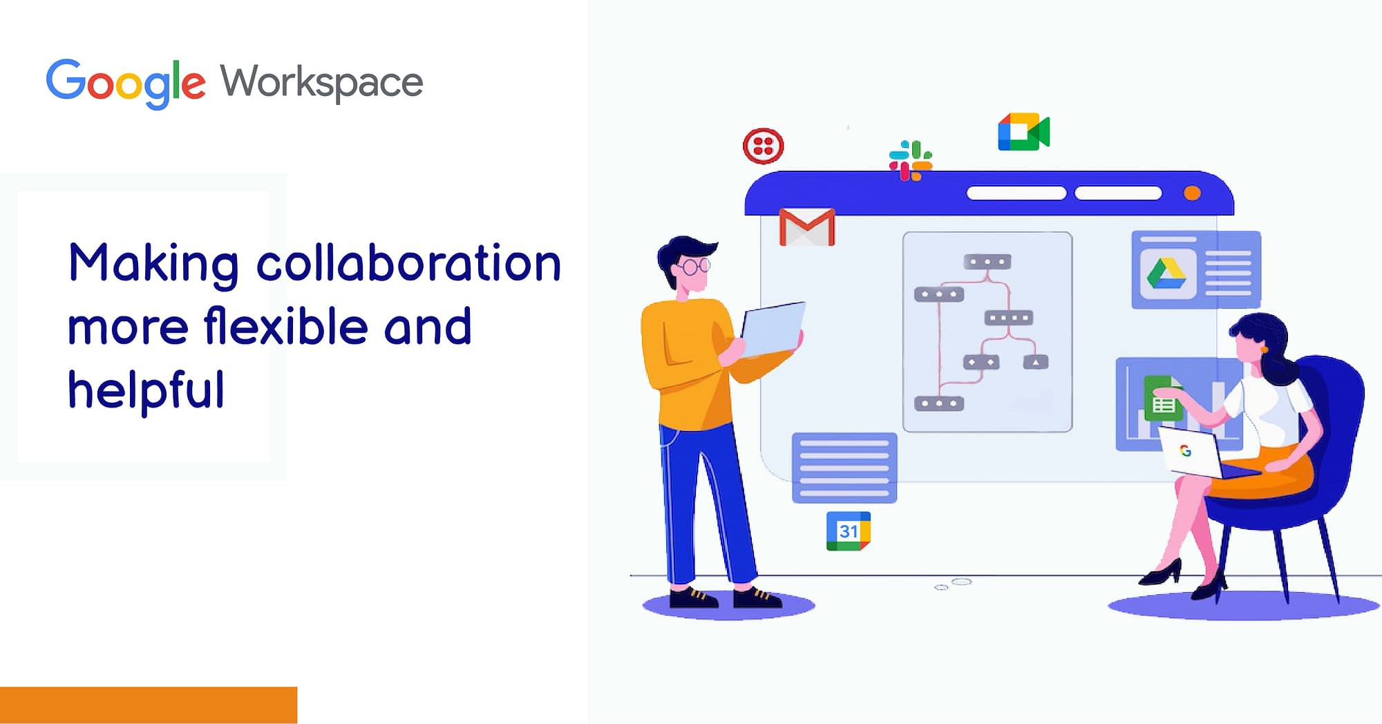 Making collaboration more flexible and helpful